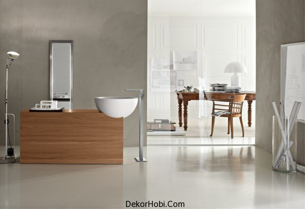 Modern Banyo Tasarımı 6