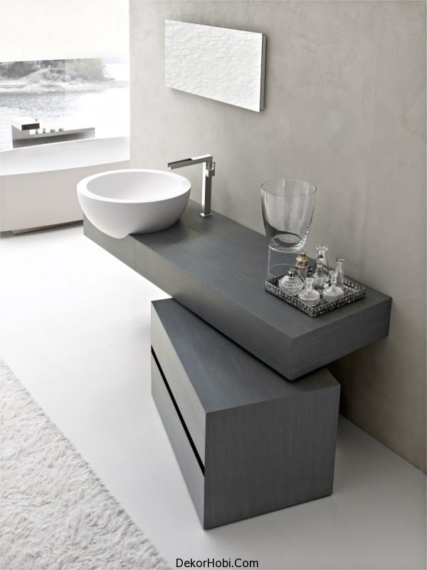 Modern Banyo Tasarımı 8