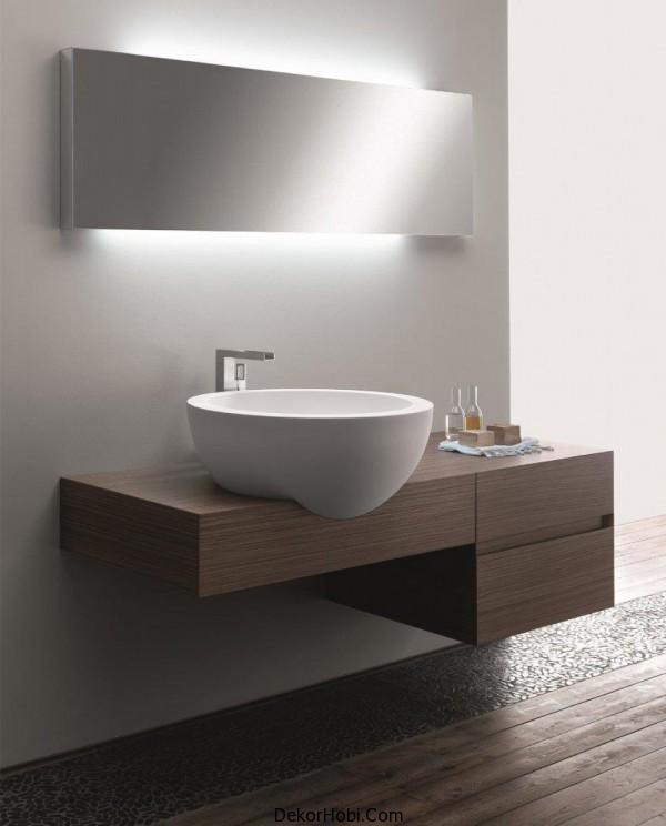 Modern Banyo Tasarımı 9