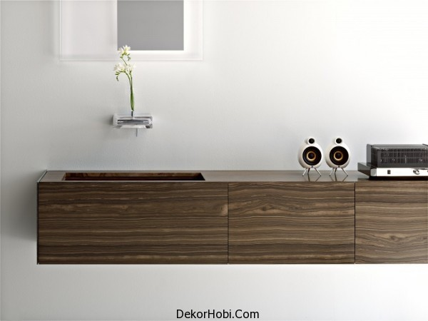Modern Banyo Tasarımı Italyan