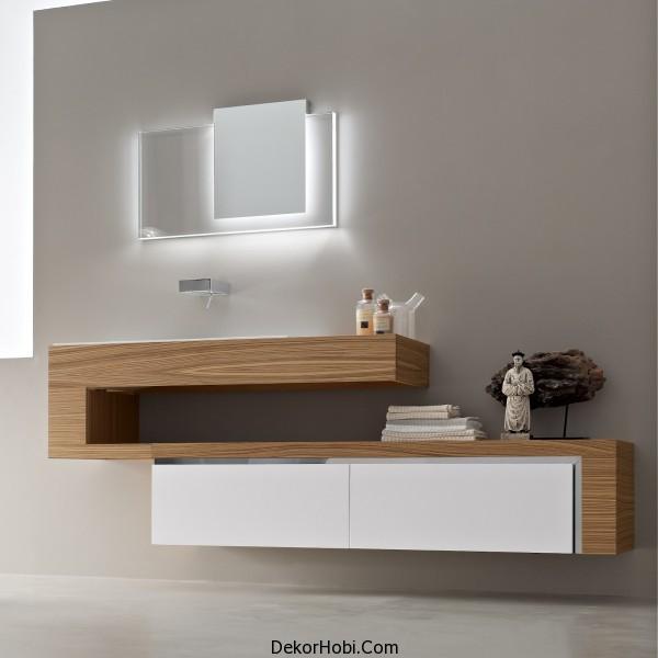 Modern Italyan Banyo Tasarımı