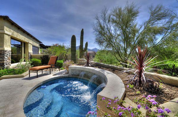 Bahçe Havuz Tasarımları