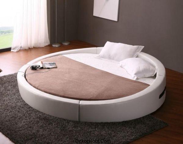 yuvarlak yatak modelleri9