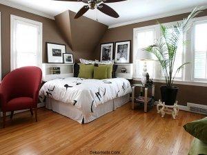 Küçük Yatak Odaıs Dekorasyon Önerileri