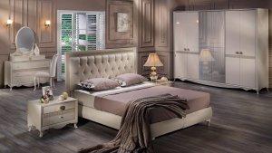 İstikbal Mobilya Sedef Yatak Odası