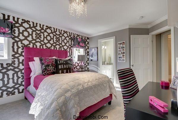 genç kız yatak odası2