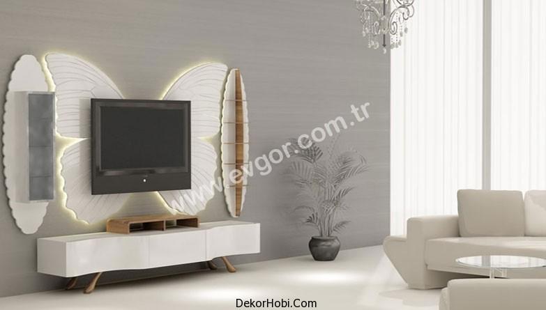 evgör mobilya tv ünitesi