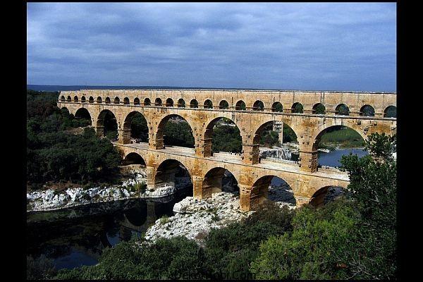pont du gard roma