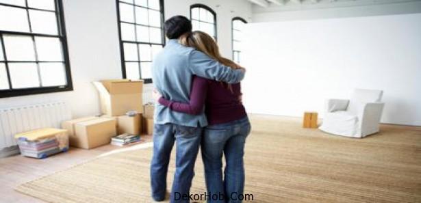 yeni evli çiftlere özel dekorasyon önerileri