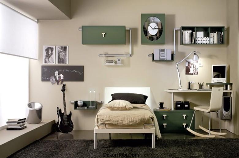 genç odası modelleri3