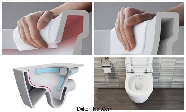 çocuklu aileler için banyo dekorasyonu5