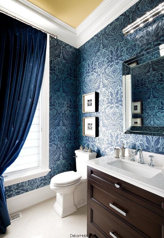 banyoda duvar kağıdı uygulamaları2