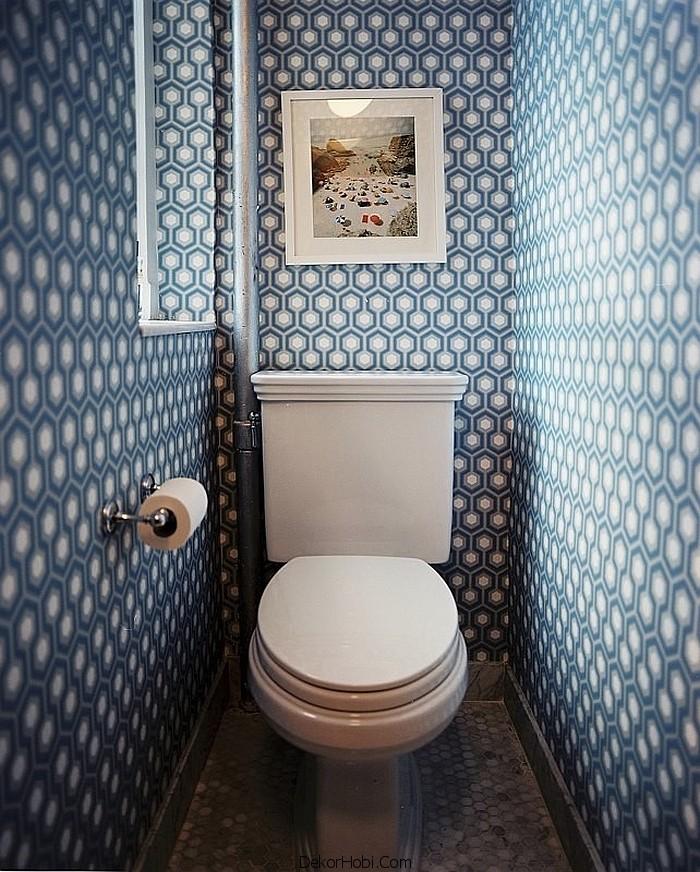 banyoda duvar kağıdı uygulamaları8