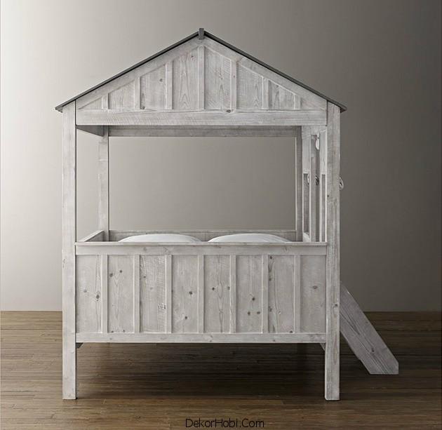 kulübeden yatak modeli2