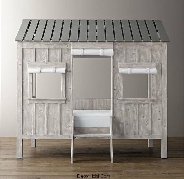 kulübeden yatak modeli3