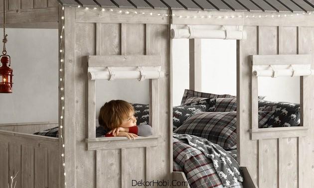 kulübeden yatak modeli7