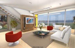 modern daire tasarımı8