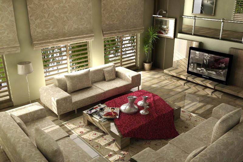 oturma odası örnekleri1
