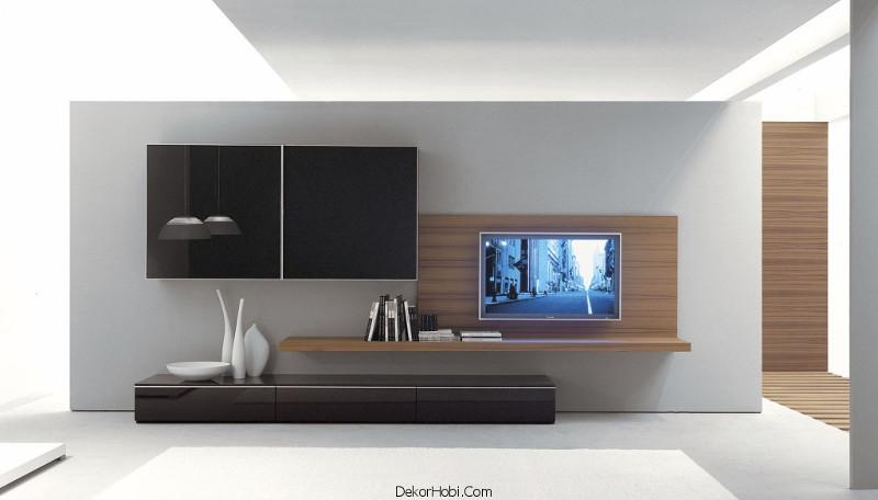 modern tv üniteleri1