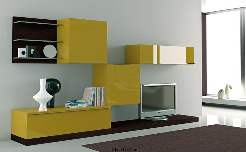 modern tv üniteleri3