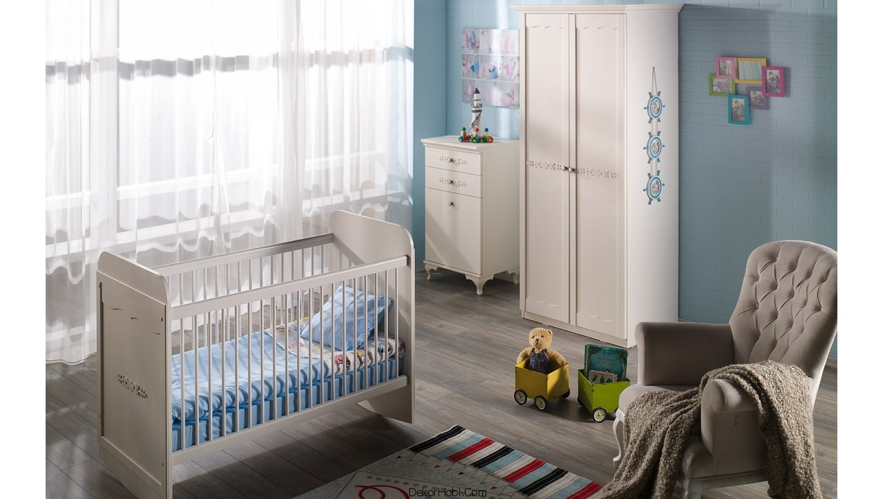 İstikbal Mobilya Perla Bebek Odası
