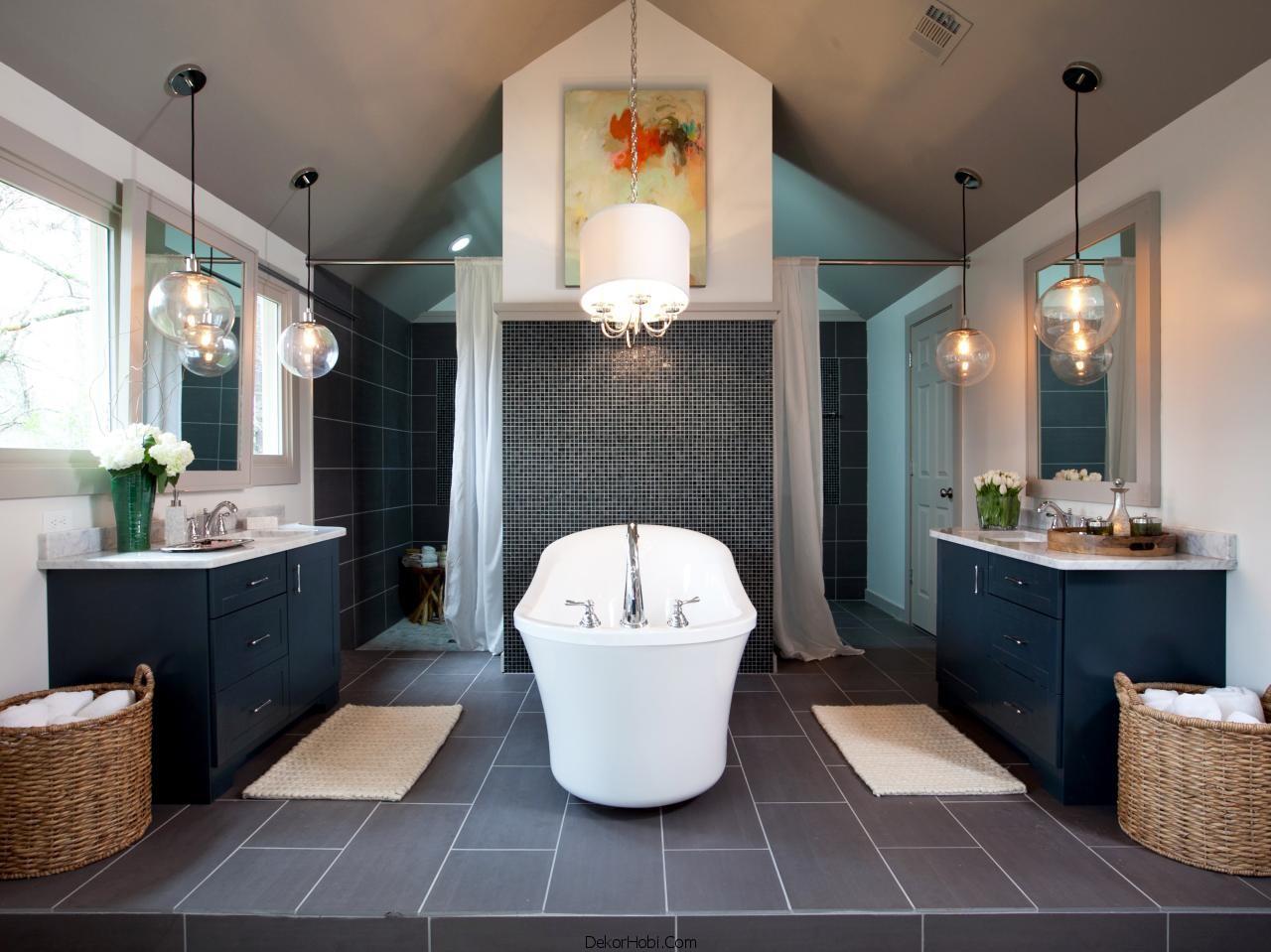 Banyo Aydınlatma Tavsiyeleri