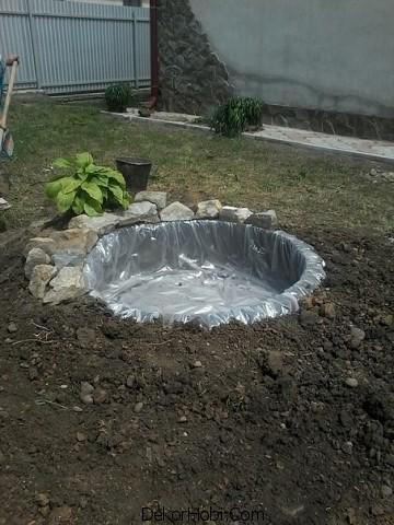 Havuz Yapımı 3