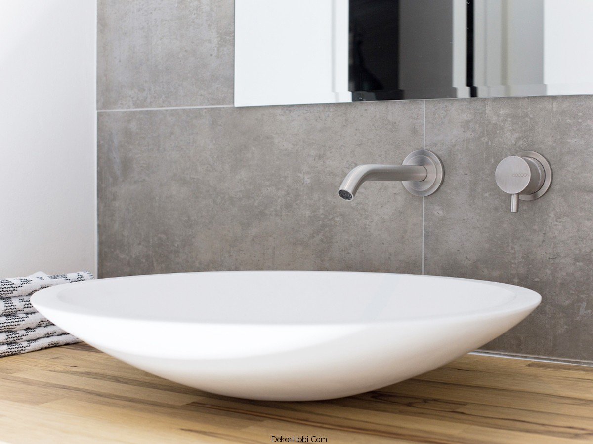 Lavabo Modelleri Yeni