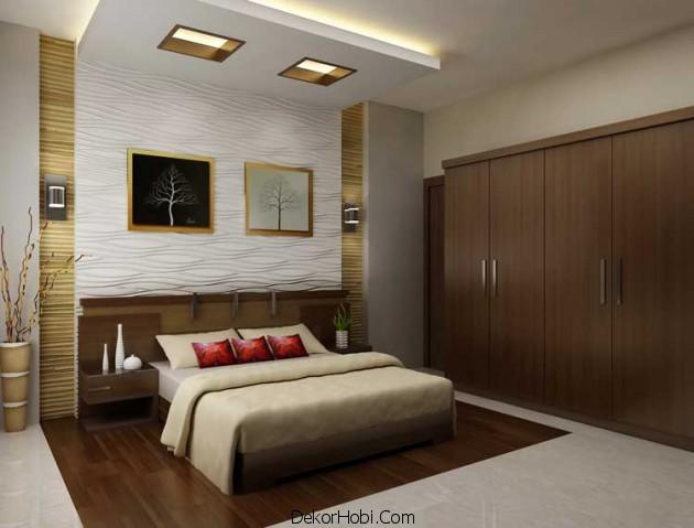 Küçük Yatak Odası Mobilyaları