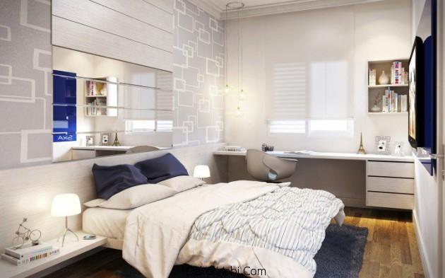 Küçük Yatak Odası Nasıl Döşenir