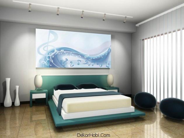 Yatak Odası Tasarım Fikirleri 2015