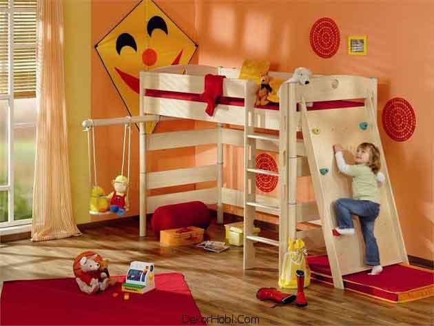 Sevimli Çocuk Odası Modelleri 2015