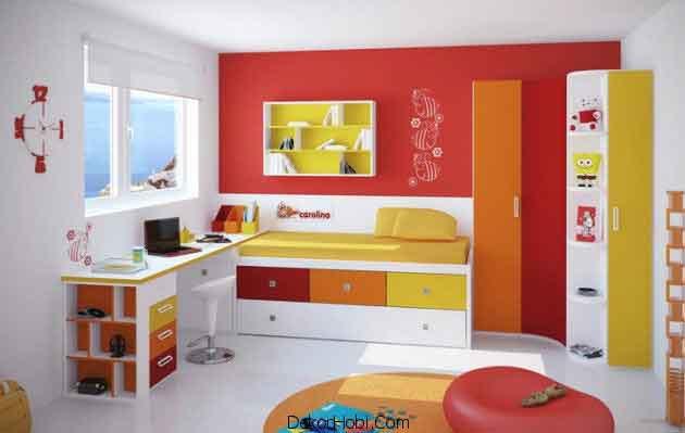 Yeni Çocuk Odaları 2015