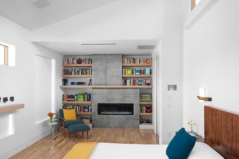 Beyaz Yatak Odası Dekorasyon Örnekleri