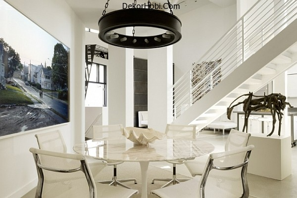 luxurious-white-dining-room-design