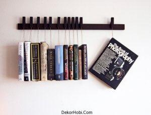 ilginç kitaplık modeli