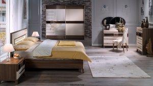 istikbal mobilya otantik yatak odası