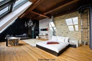 Çarpıcı Yatak Odası Modelleri