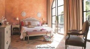 barok yatak odası tasarım fikirleri2