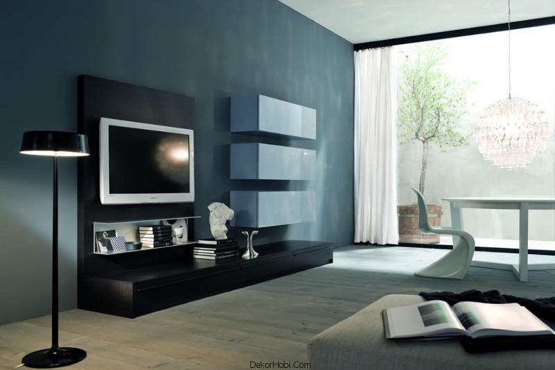 modern tv üniteleri9